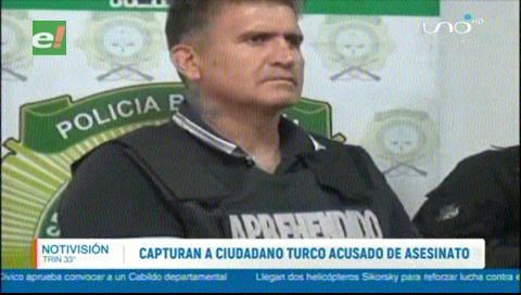 Capturan a ciudadano turco acusado de asesinato en Paraguay
