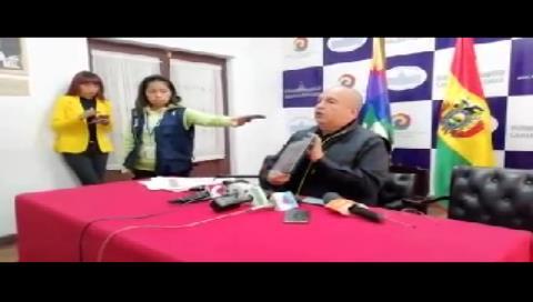 Murillo denuncia a participante de Enero Negro en lista de CC