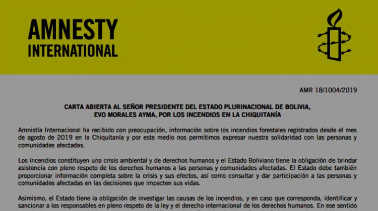 Llegaron 200 brigadistas militares argentinos a Bolivia — Amazonía