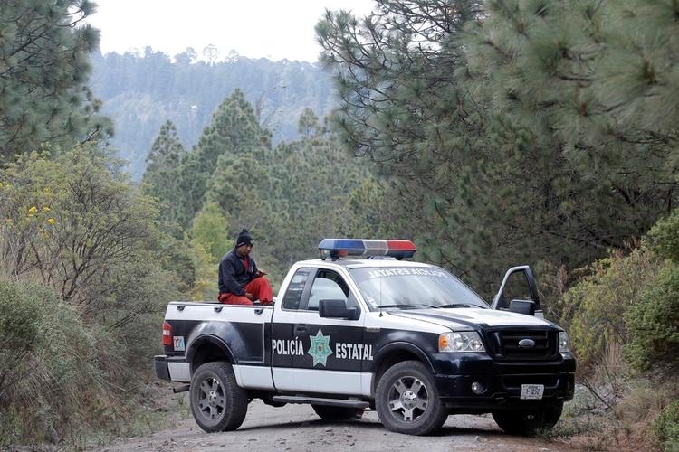 Policías persiguieron por la carretera a los sospechosos (Foto: CUARTOSCURO)