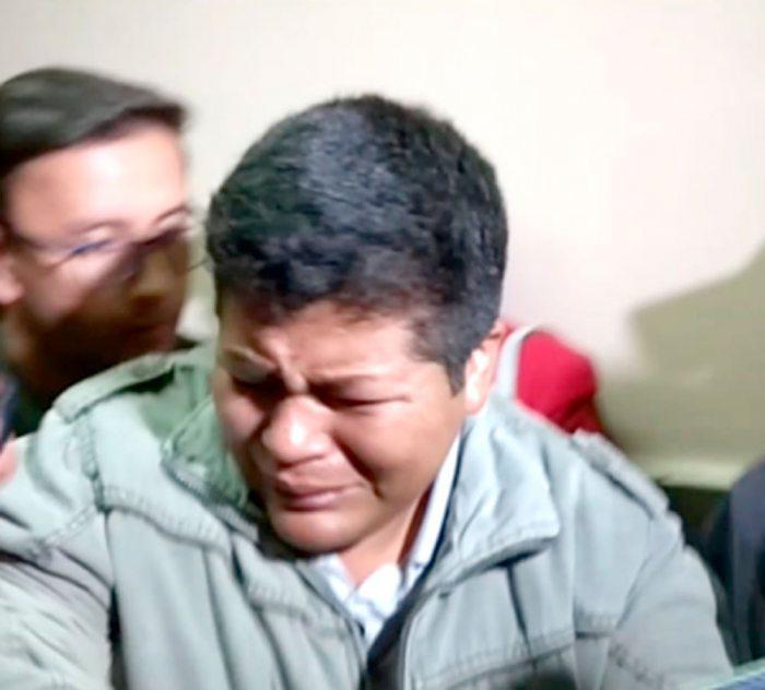 Funcionaria denunciada por alterar datos de dirigente Gutierrez dejó su cargo en Migración