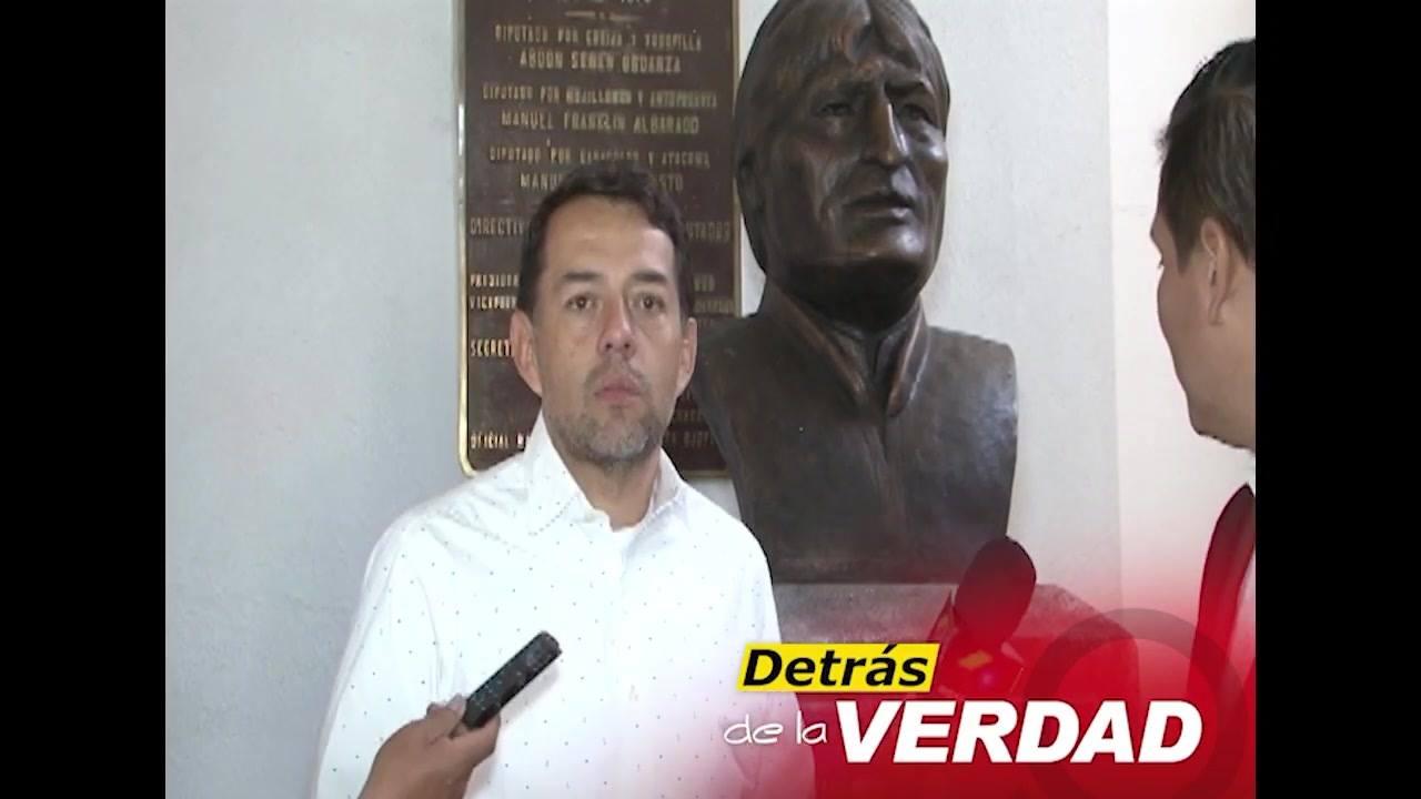 Diputado Morón pide sacar la imagen de Evo de las instituciones públicas - eju.tv