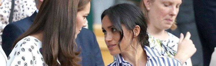 Kate Middleton, que lleva 15 años como miembro de la corona británica, le dio consejos a Meghan Markle sobre cómo mejorar su imagen pública y el escrutinio de la prensa