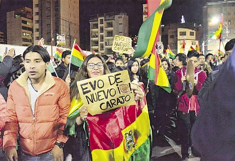 En Oruro analizan enviar gente a La Paz para apoyar demanda de nuevas elecciones - eju.tv
