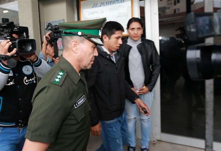 Echegaray fue relevado al cargo de comandante de la Policía en Santa Cruz