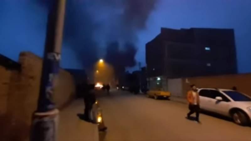 Incendian la casa del gobernador de Oruro