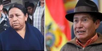 Fondo Indígena demandará a juez de La Paz por dilatar audiencia contra Nemesia Achac… Fondo Indígena demandará a juez…