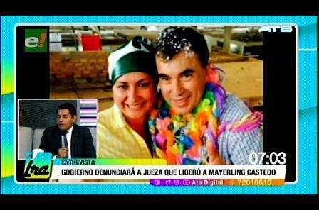 Ministro de Justicia asegura que Quintana manejaba persecuciones y corrupción en el Beni