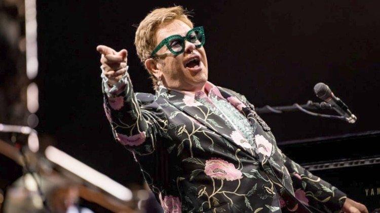 Elton John está decidido a seguir haciendo música, pero ya no hará giras mundiales (Foto: instagram)