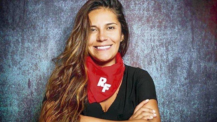 Alejandra Serrate, activista y cofundadora de Resistencia Femenina (Foto: Especial)