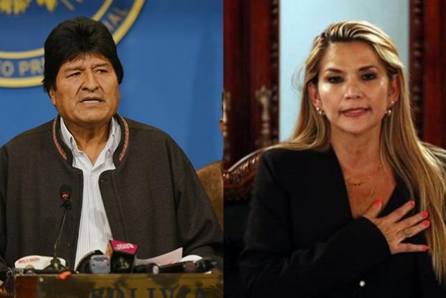 """Evo se abre a dialogar con Añez: """"Si es para pacificar, garantizar las elecciones y los derechos, no tengo problema"""""""