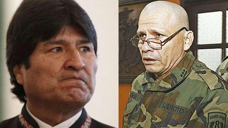 Tras denuncia de un excoronel, Fiscalía investiga a Evo por presunta suplantación de pruebas en el Caso Terrorismo