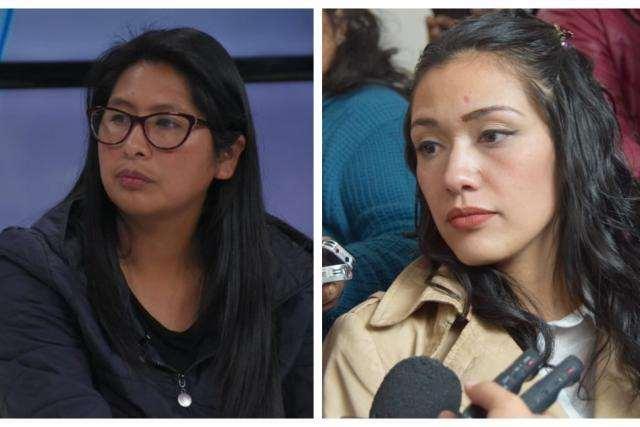 Senadora Copa: «Salvatierra contó que negoció su renuncia para que no procesen a su padre»