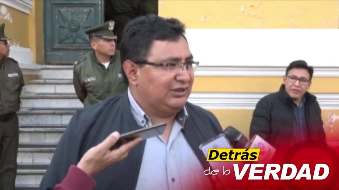 Diputado Barral pide a presidenta Áñez considere el cambio de 4 ministros