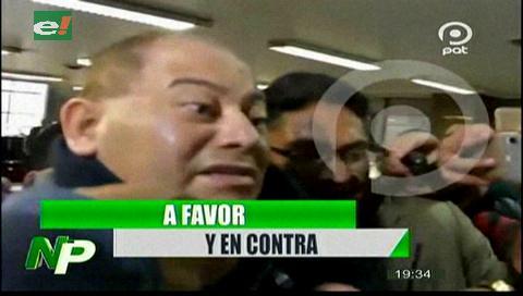 Video titulares de noticias de TV – Bolivia, noche del miércoles 15 de enero de 2020