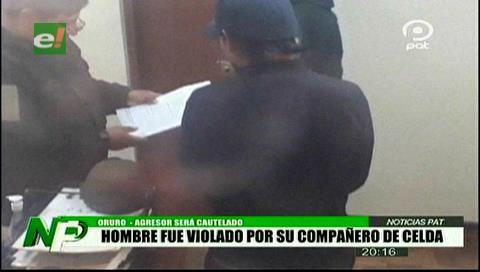 Un joven fue abusado en una celda policial en Oruro