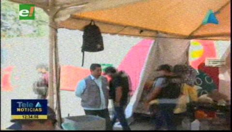 Policía allana las oficinas de PAT en Santa Cruz
