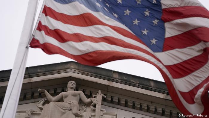 USA, Washington: US-Justizministerium (Reuters/J. Roberts)
