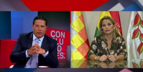 Amplían mandato del Gobierno interino de boliviana Áñez y del Parlamento