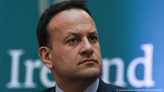 Leo Varadkar, primer ministro de Irlanda.