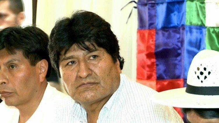 Argentina: Tras retractación de Evo, desisten de proyecto para denegarle refugio