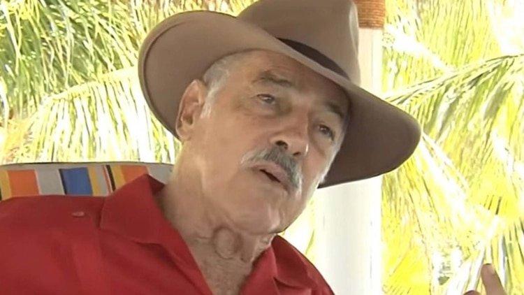 Andrés García reveló el año pasado que Luisito Rey le pidió que lo ayudara a matar a Marcela Basteri