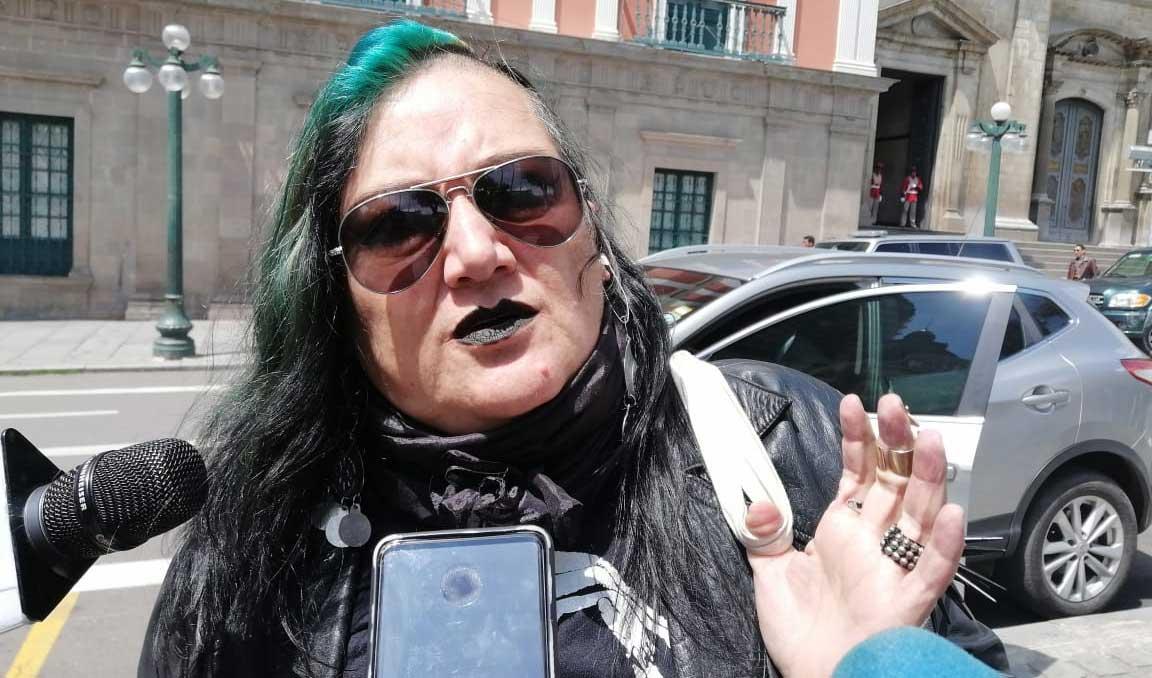 Galindo sobre Añez: «Es una mujer que no se ubica con que su gobierno es transitorio»