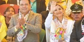 """Revilla: """"Sería un honor"""" ser candidato vicepresidencial con Añez"""