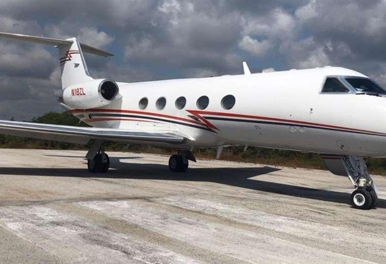 Pilotos bolivianos llevaban una tonelada de cocaína a México en un avión que salió de Argentina