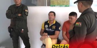 "Ver video Paniagua: ""Cronenbold me dijo 'Oki voj ya…"