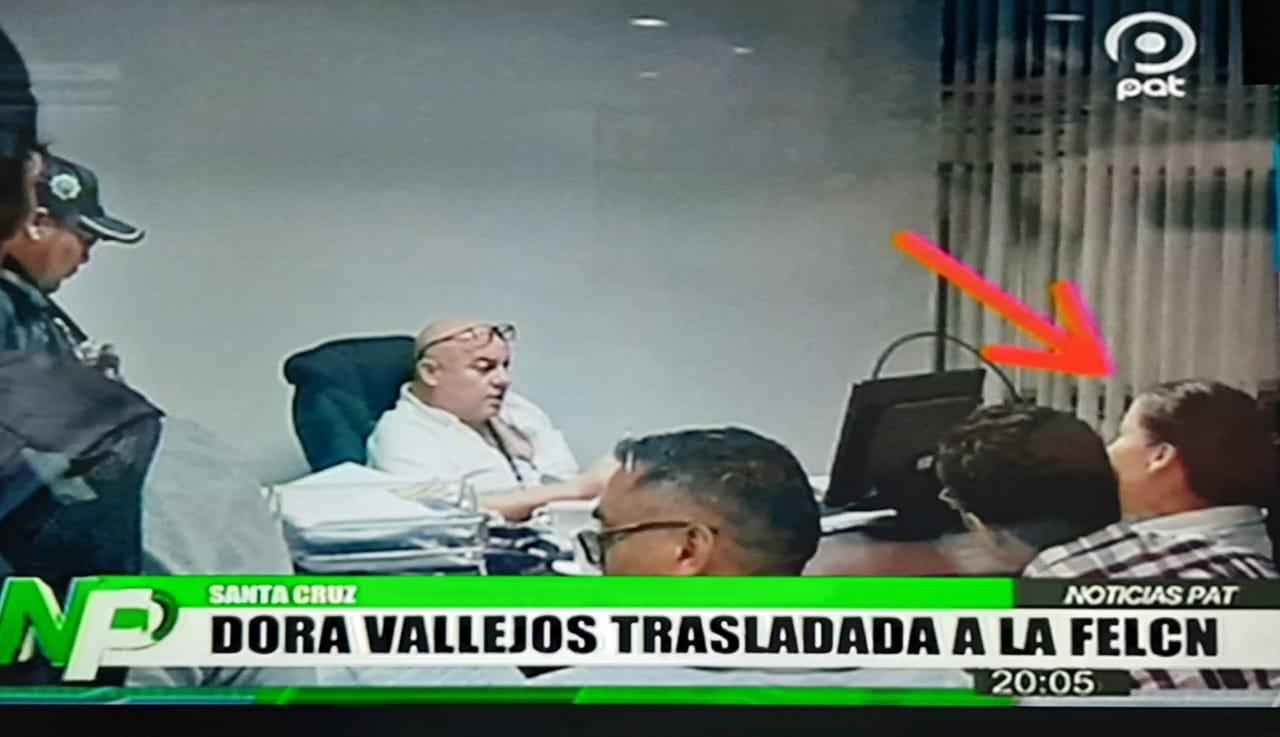 Dora Vallejos, la