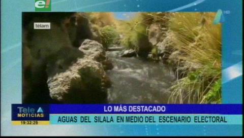 Video titulares de noticias de TV – Bolivia, noche del lunes 17 de febrero de 2020