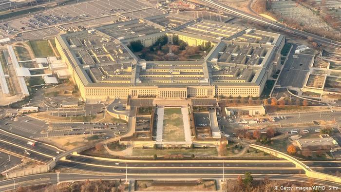 USA Pentagon in Washington (Getty Images/AFP/D. Slim)