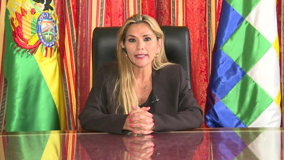 Presidenta Áñez instruye a su gabinete asumir medidas «drásticas» contra la corrupción