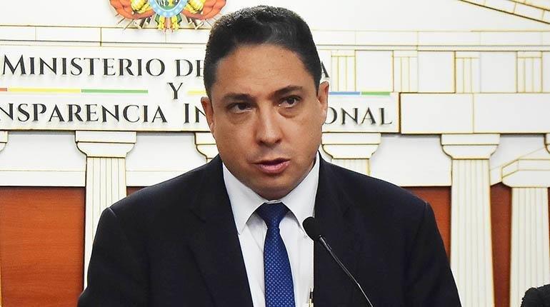Resultado de imagen de exministro de Justicia, Héctor Arce