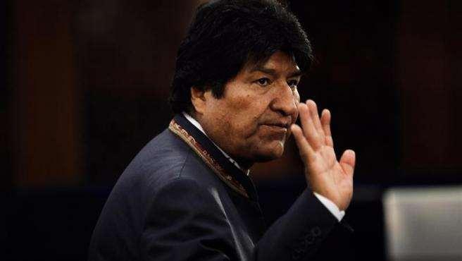 Inhabilitan la candidatura de Evo Morales, según el MAS
