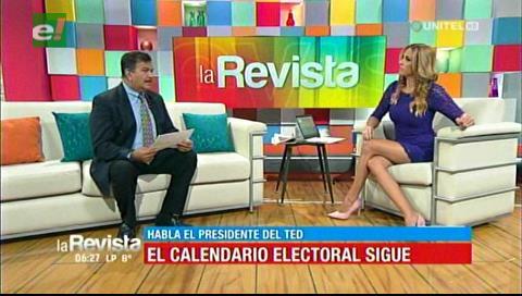 Calendario electoral se mantiene pese a las medidas en el país por el COVID–19