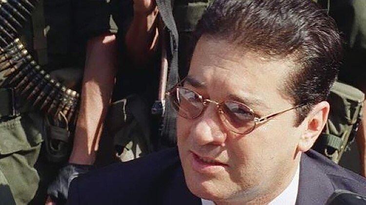 Pacho Herrera, uno de los principales miembros del Cartel de Cali.