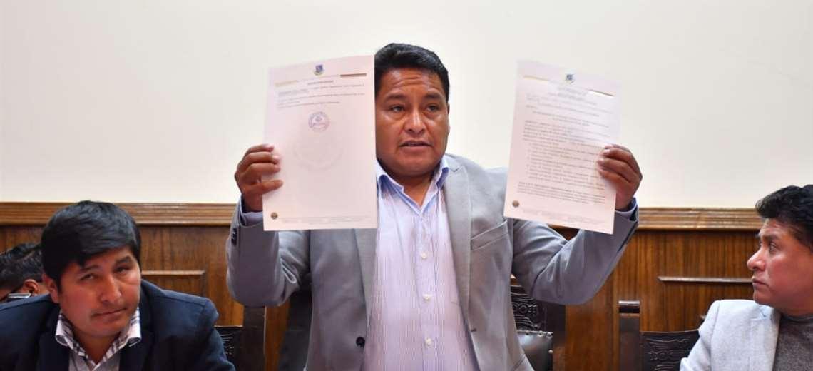 Gobernador de Oruro