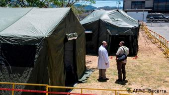Coronavirus in Costa Rica (AFP/E. Becerra)
