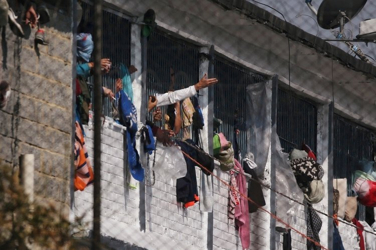 Las autoridades señalaron que los motines formaron parte de un plan criminal de fugas (REUTERS/Leonardo Munoz)