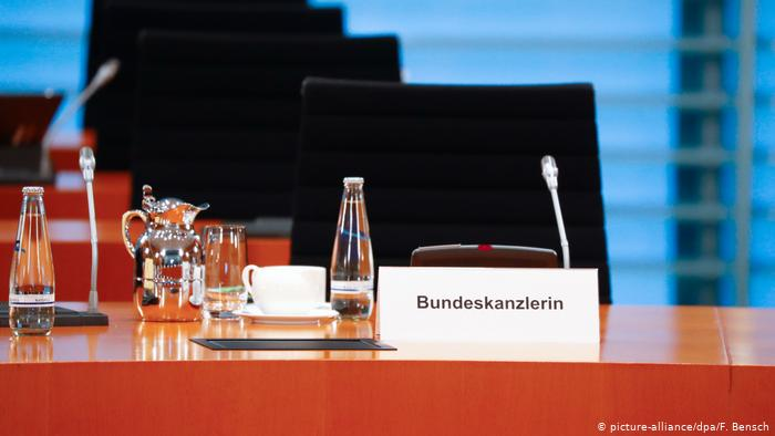 Berlin Bundeskabinett tagt ohne Merkel (picture-alliance/dpa/F. Bensch)