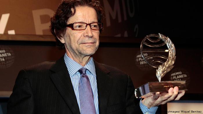 Jorge Zepeda Patterson obtuvo en 2014 el Premio Planeta por su novela Milena o el fémur más bello del mundo