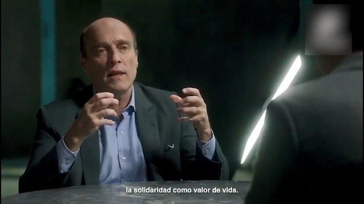 El ex candidato del Frente Amplio, Daniel Martínez