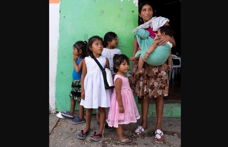 Pobreza en Puebla Foto: archivo