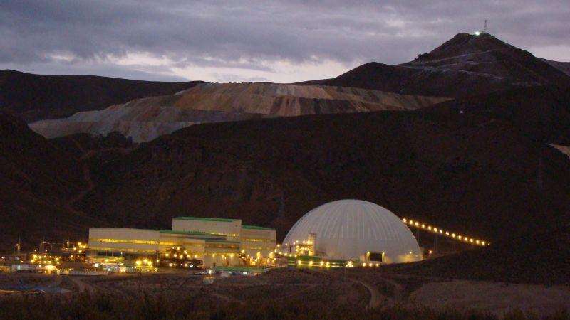 Sumitomo suspende operaciones mineras en Bolivia por coronavirus