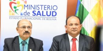 Renuncia el Viceministro de Salud, también por «motivos personales»