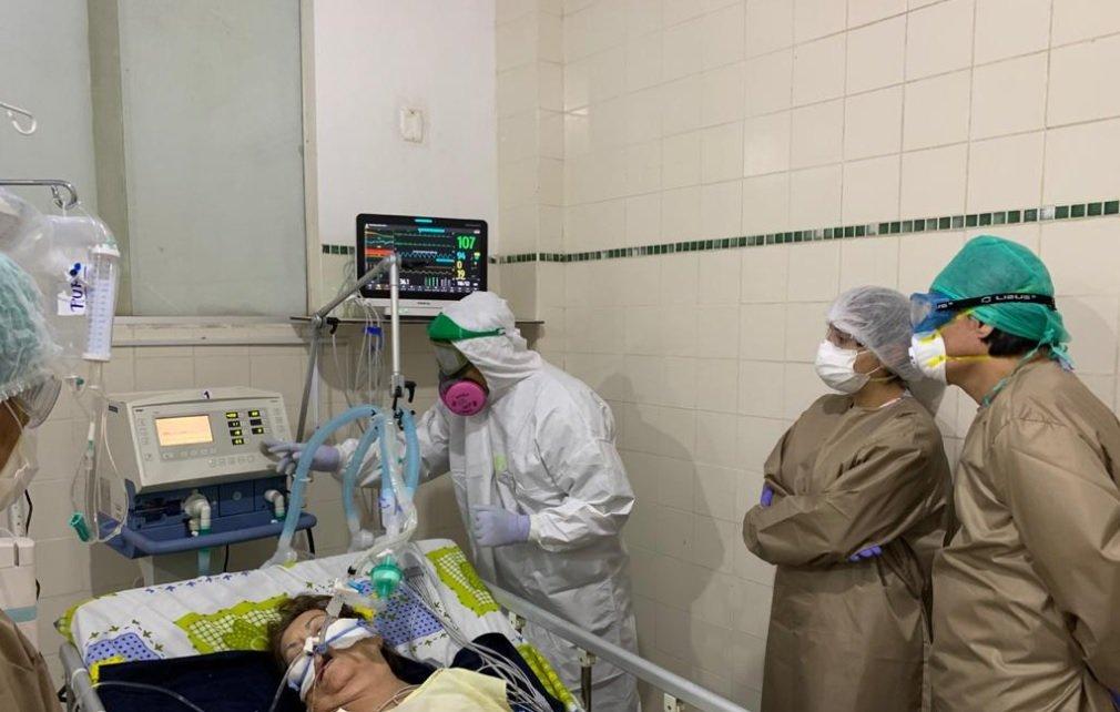 Médicos voluntarios develan que Beni está en un estado catastrófico por el Covid-19