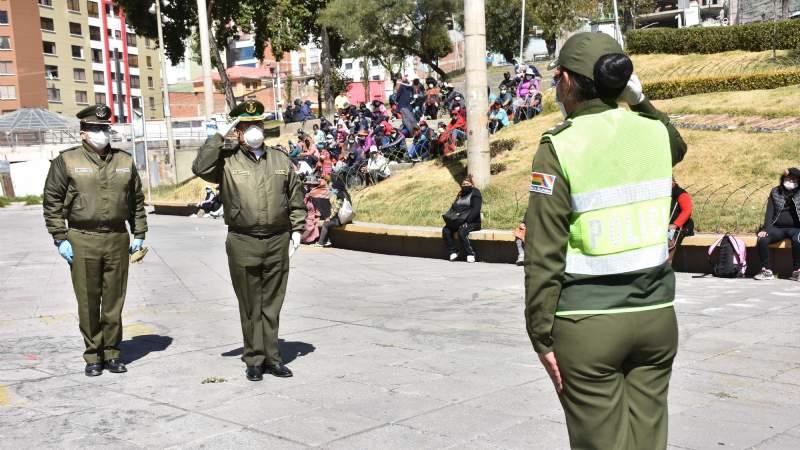 Fallece en Beni un sargento y es el quinto policía víctima del virus