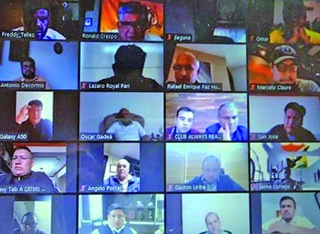 Se filtra audio de la reunión de presidentes de clubes y se desata un escándalo